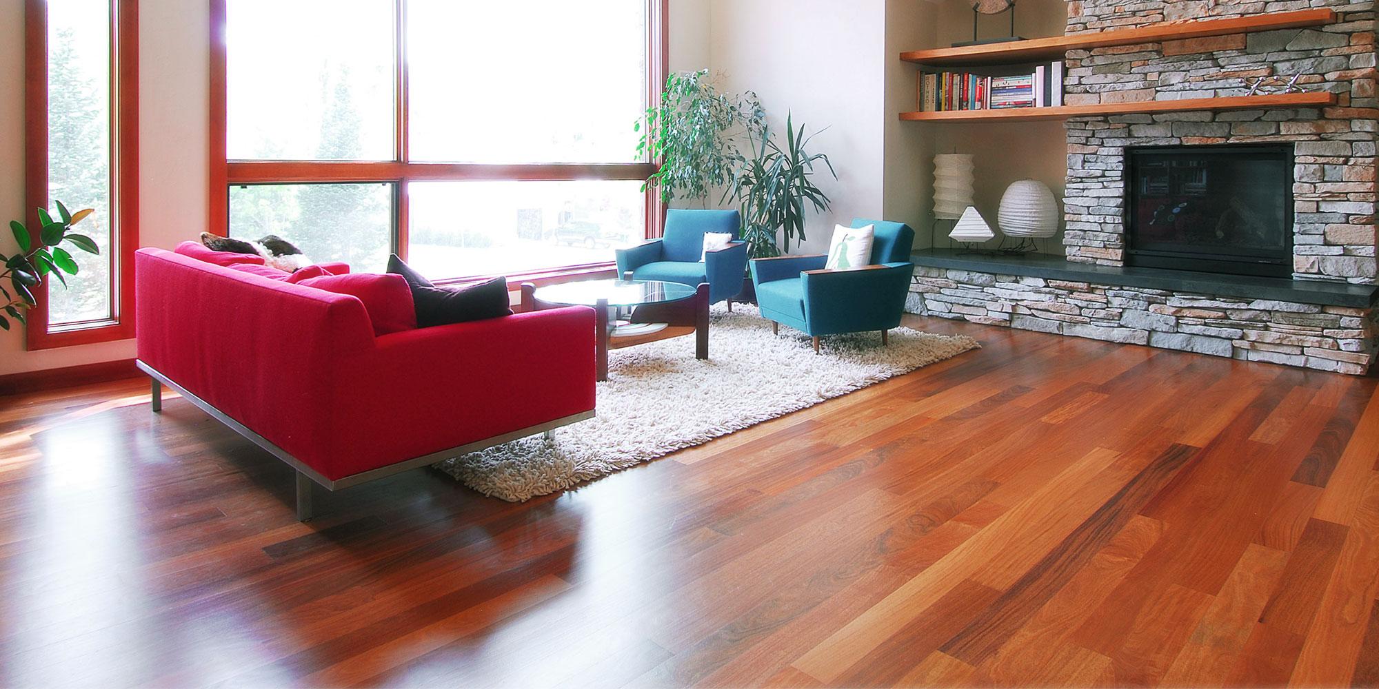 hardwood floor company