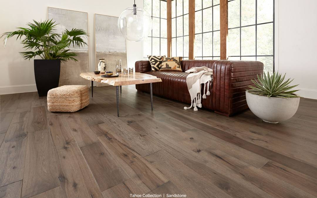 Looking for Livable Luxury Hardwoods? We've Got Greyne Flooring