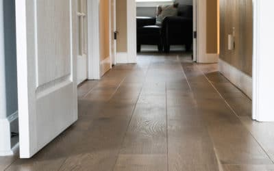 What to Expect When Installing Wide Plank Wood Floors