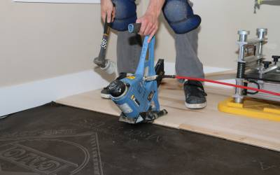 What to Expect During your Hardwood Floor Installation