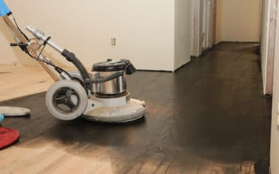 What to Expect During Your Floor's Sand and Finish