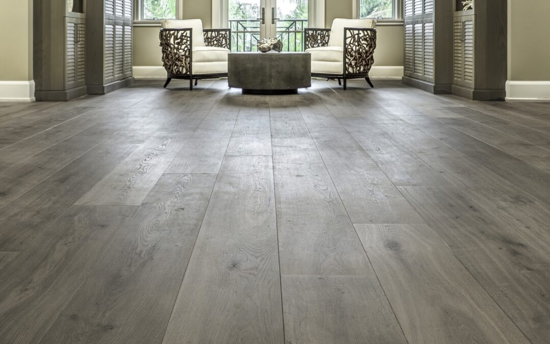 Legno Bastone, floors spanning a century
